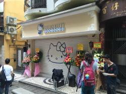 Hello Kitty Obrigado