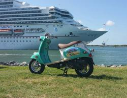 Ship to Shore Fun Mobility Scooter Rentals & Transportation Services