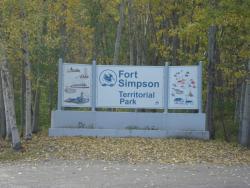 Fort Simpson Territorial Park