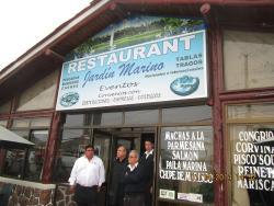 Restaurante Jardin del Mar