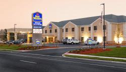 ‪BEST WESTERN Monroe Inn & Suites‬