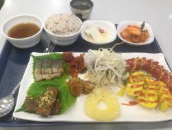 Seoul Station Food Court