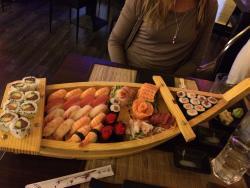 Sushi e bar asahi