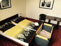Hotel a hostel U Zlatého kohouta