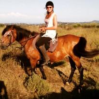 Horse Riding Kourkoumeli