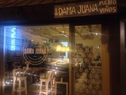 Dama Juana puerto de vinos