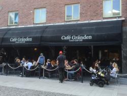 Cafe Granden HB
