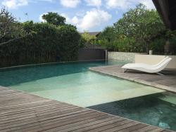 Fantastic pool villa with a lot of privacy