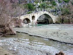 Portitsa Gorge
