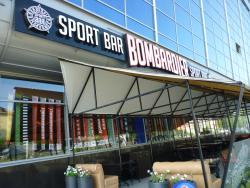 Sport-Bar Bombardier