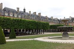 Platz der Vogesen (Place des Vosges)