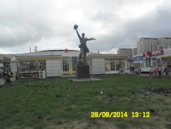 Monument First Satellite