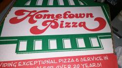 ‪Hometown Pizza‬