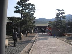 Kameyama Shrine