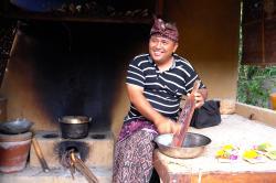 巴厘岛克图烹饪教室