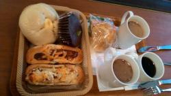 Vie De France Café Takadanobaba