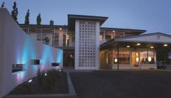 Modern Hotel and Bar