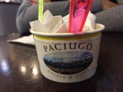 Paciugo Italian Gelato & Caffe