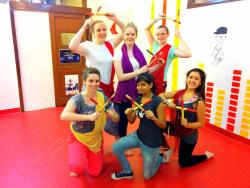 Namaste India Dance Workshop by Delhi Dance Academy