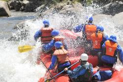 Performance Tours Whitewater Rafting