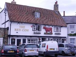 ‪The Red Cow‬