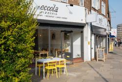 Ecco'la Cafe and Pizzeria