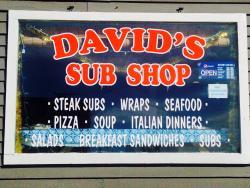 David's Sub Shop