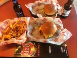 Burgers and Beer - B2B