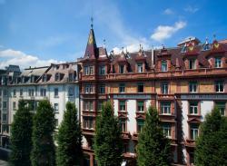 Hotel Waldstatterhof