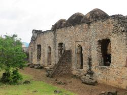 ‪Great Mosque of Kilwa‬