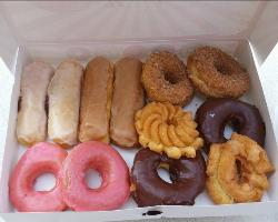 Dimples Donuts