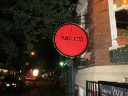 Radius Pizza