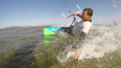 KiteGeneration, Kitesurfing School in Sardinia