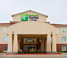 Holiday Inn Express Hotel & Suites Shamrock North