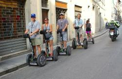Segway Florence Dynamo Wheels