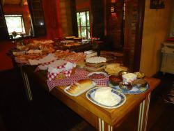 Restaurante Colonial Recanto Das Flores