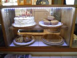 Variétés de desserts maison
