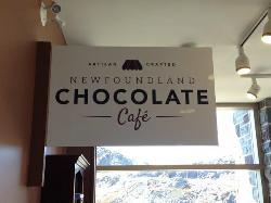 Newfoundland Chocolate Cafe