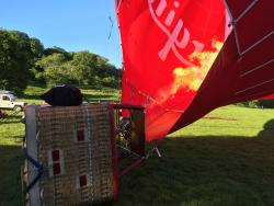 Virgin Balloon Flights - Bristol