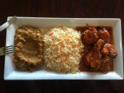 Baba Ganoush Mediterranean Grill