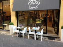 Rebus Lunch Bar