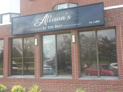 Allison's - At The Best