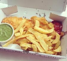 Papas Fish and Chips