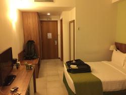 Holiday Inn Manaus Hotel Room