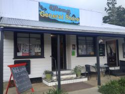 Cafe in the Valley - Ulong General Store