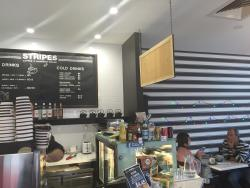 Stripes Coffee and Sandwich House