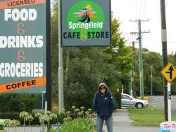 Springfield Cafe