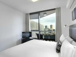 美利通酒店式公寓-坎貝爾街