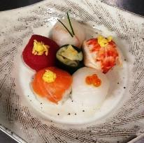 Shabu shabu sushi Hassan