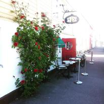 Restaurang Tradgardsgatan 26